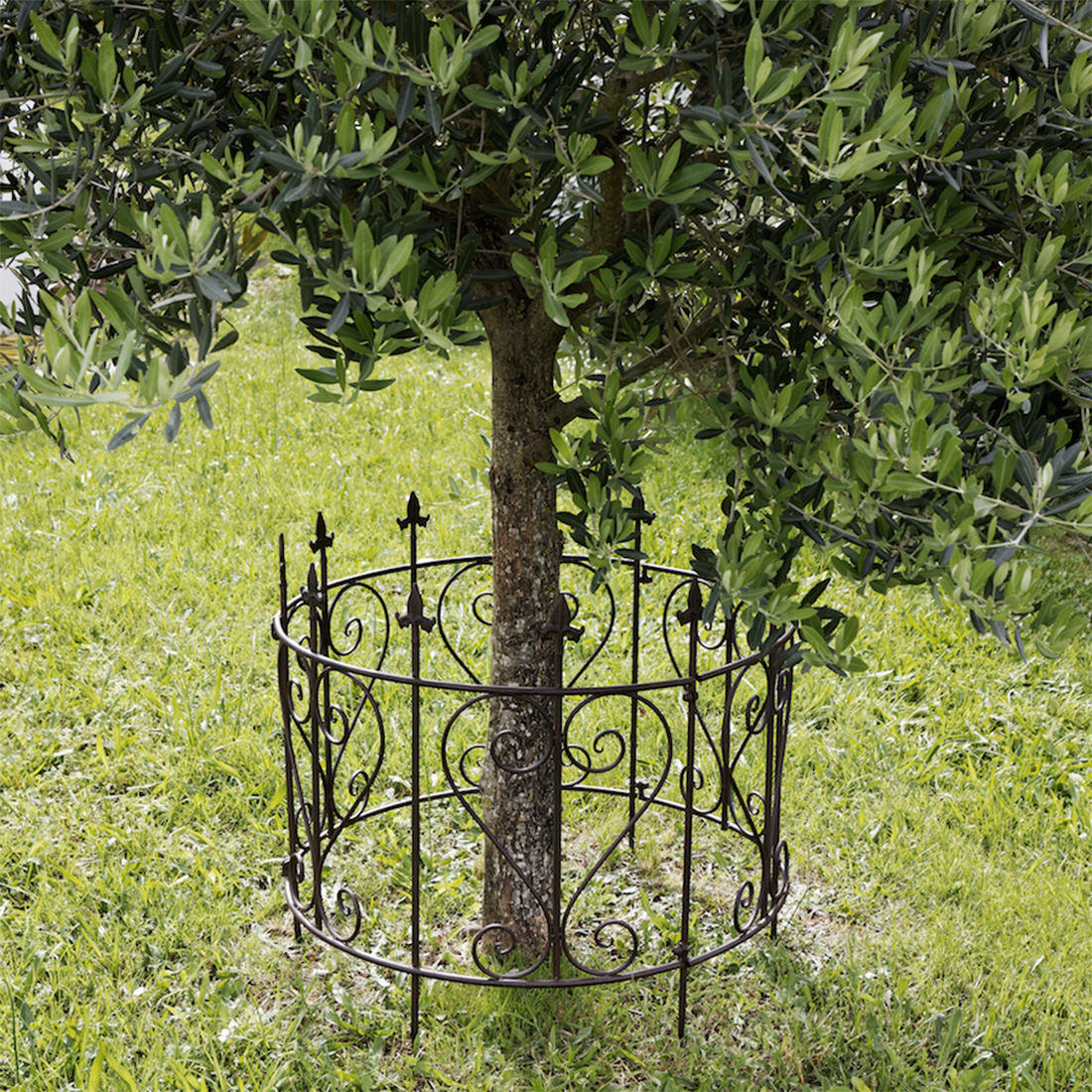 Bordures de jardin en metal nouveaux mod les de maison for Bordure de jardin