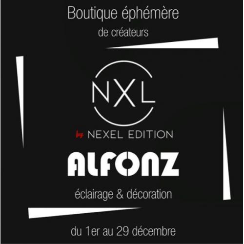 Le Pop Up Store ALFONZ