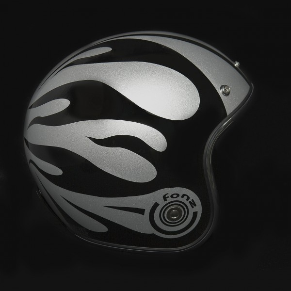 Casque jet WINFIELD