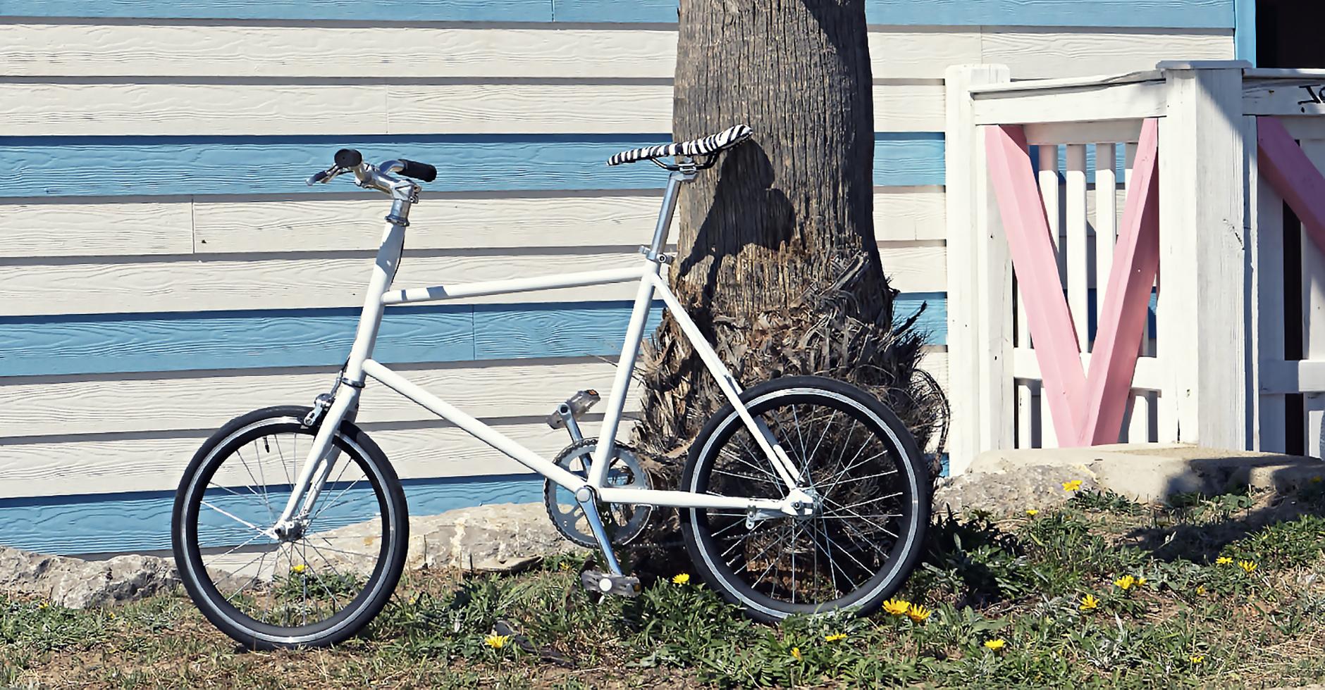 Vélo Single Speed......
