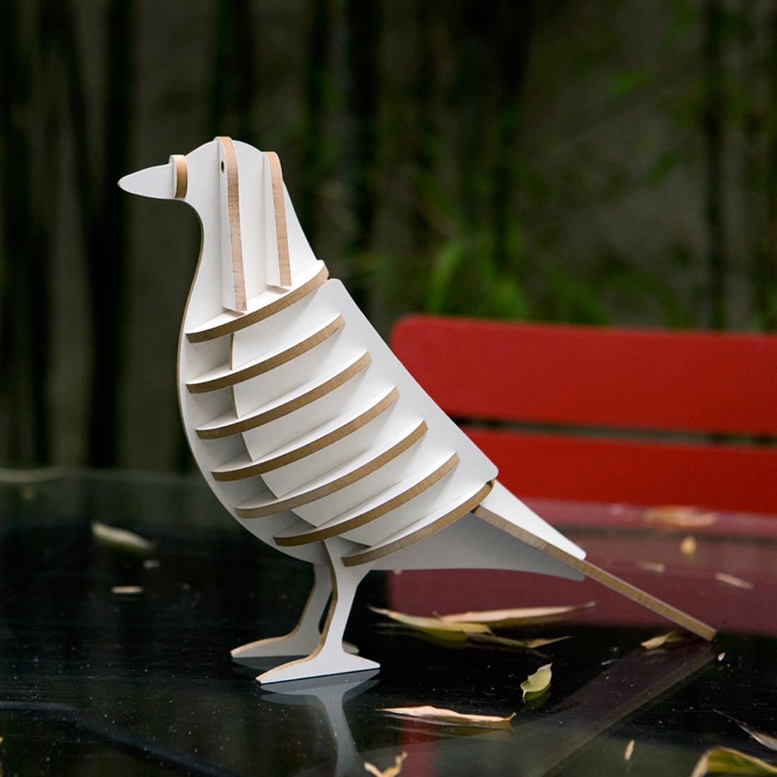 Oiseau en bois for Oiseau en bois flotte