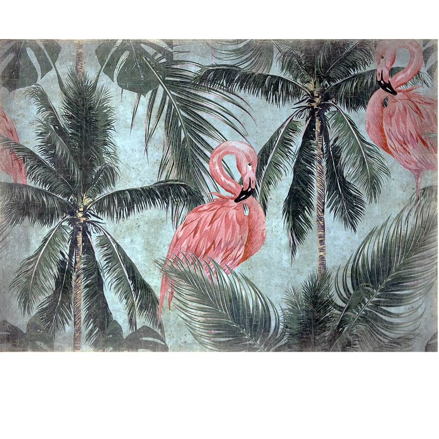 FLAMAND ROSE (200x146 cm)