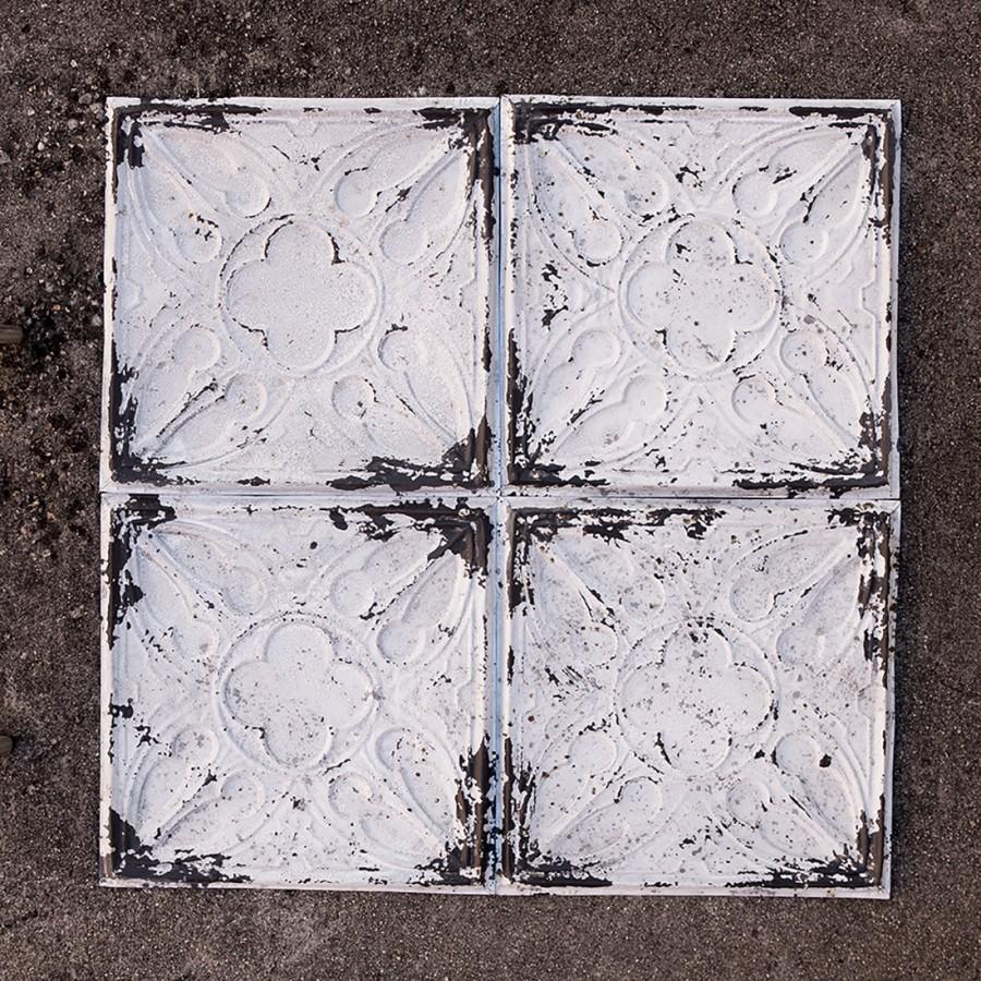 Set 4 plaques LISE