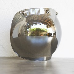 Visière bubble RACE Miroir